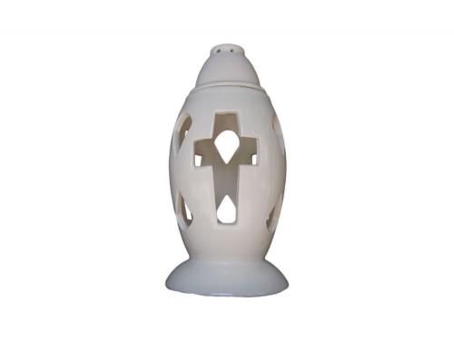Znicz ceramiczny bazylika